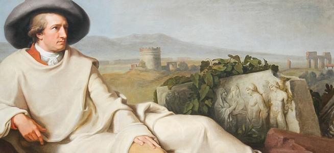 Goethes kosmopolitische Idee der Weltliteratur versus nationalistisches Gedankengut